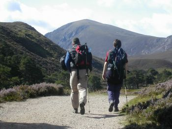 Cairngorms - LGL options