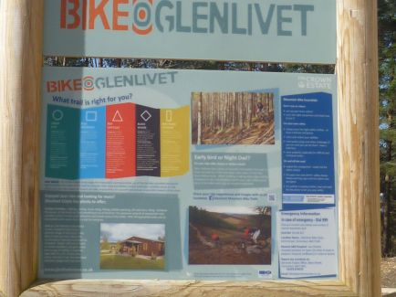 MTB Glenlivet