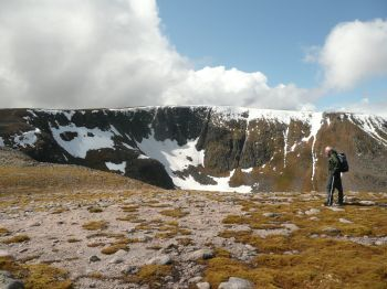 May in the high Cairngorms