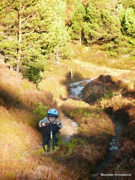 mountain biking for families
