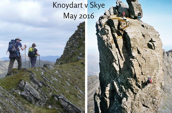 knoydart or skye
