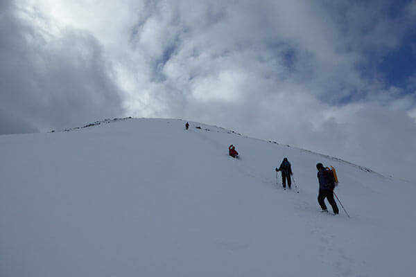 winter munros walking