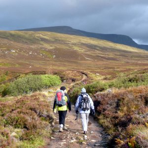 Mountains and Malts - whisky themed hiking