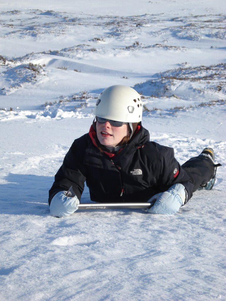 winter skills course scotland
