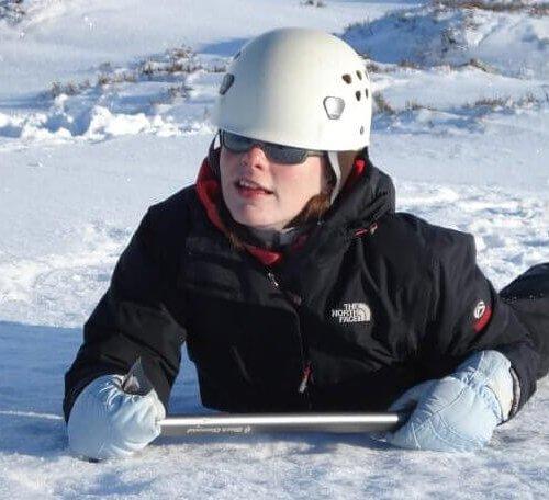 winter skills course scotland