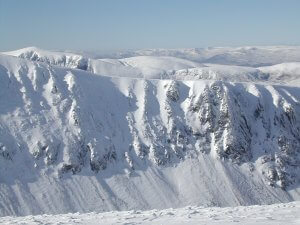 winter munros Cairngorms