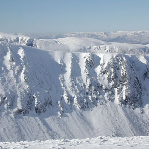 winter munros Cairngorms