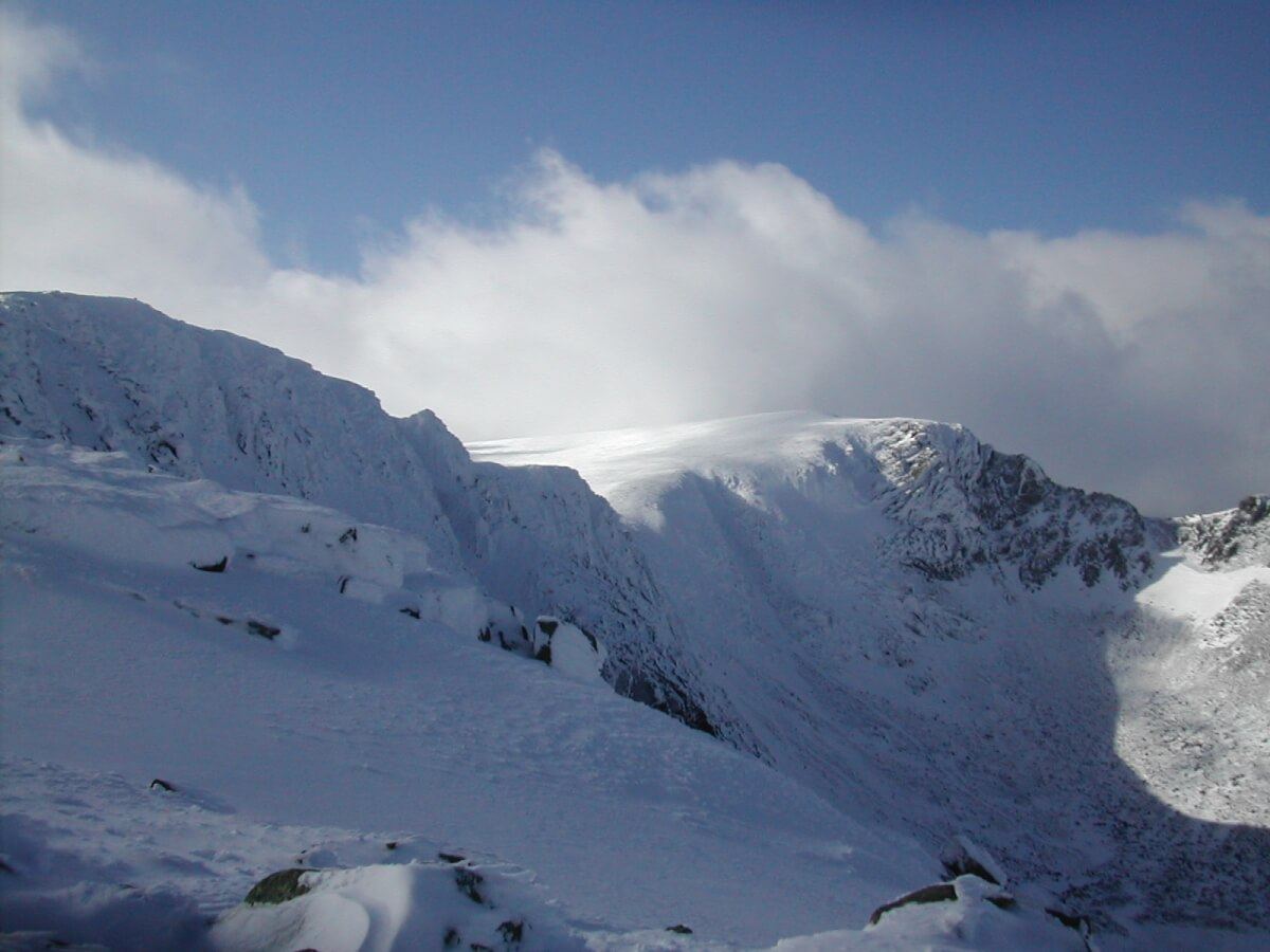 winter munros