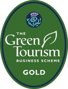 Gold award - Green Tourism