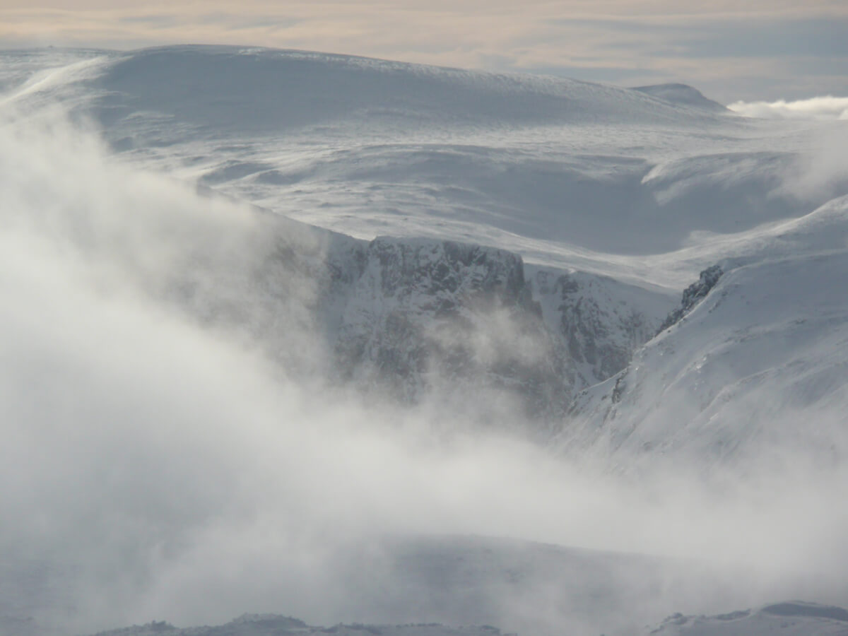 winter Cairngorms
