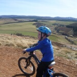 Mountain Biking at Glenlivet