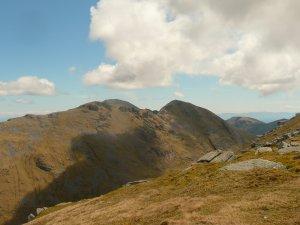 hiking Hebrides