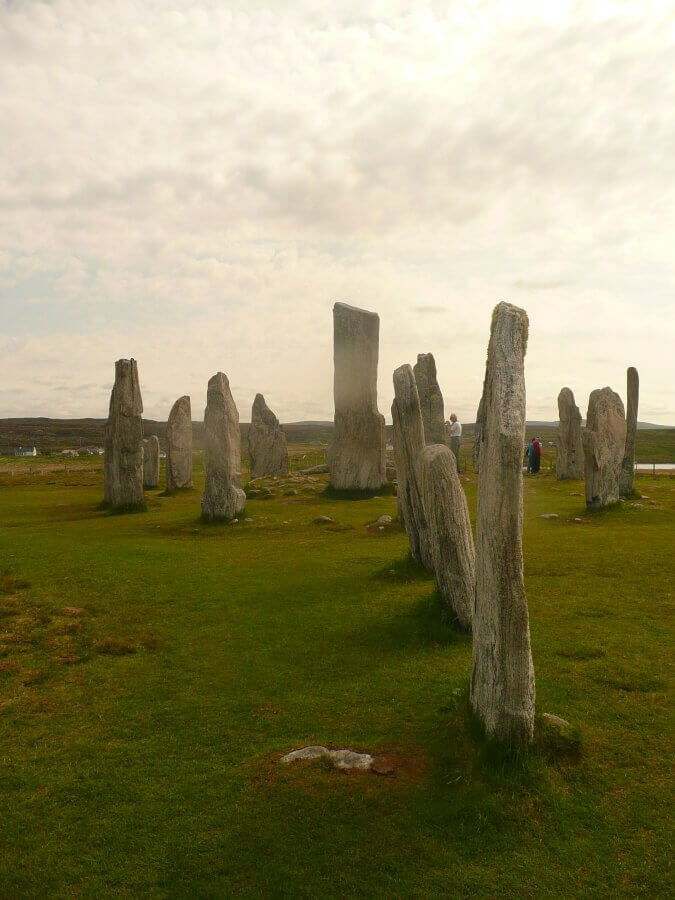 Callanish Stones Lewis