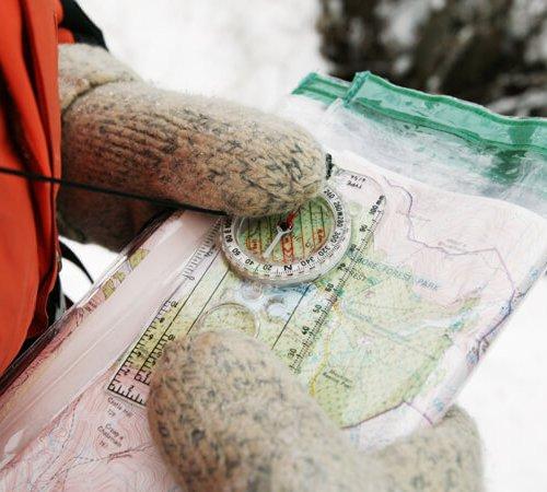 Navigating in winter
