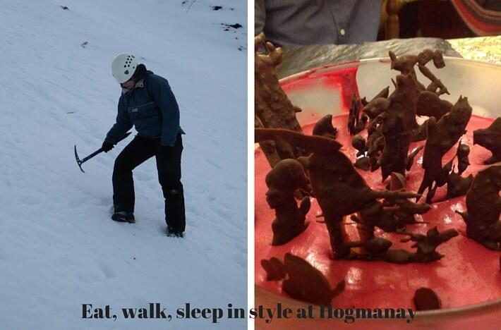 winter at New Year