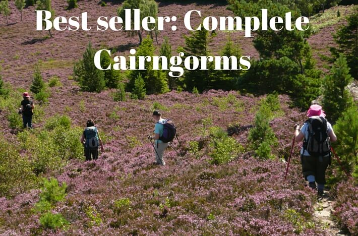 guided walking holidays in the Cairngorms