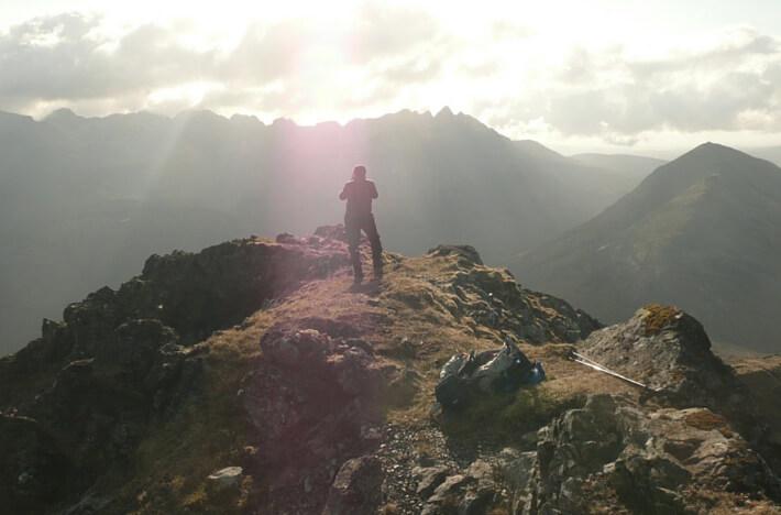 highlands of Scotland mountains