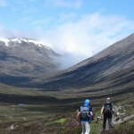 Self Guided Lairig Ghru Logistics