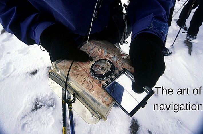 Mountain Navigation courses