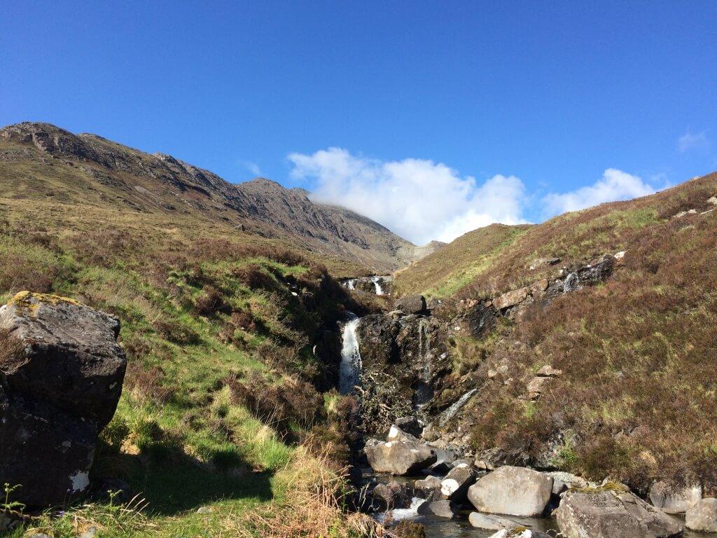 Guided walking on the Isle of Skye