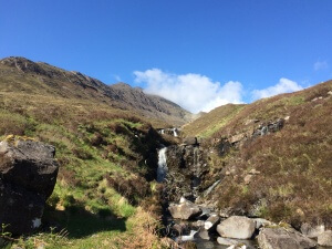 Guided walking on the Isle of Skye