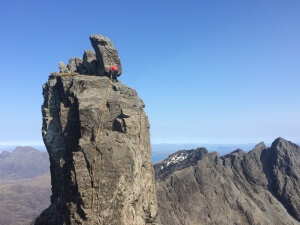 Skye Black Cuillin Munros