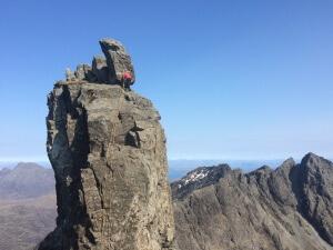 Skye Munros - Scotland