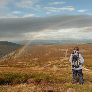 Walking weekend in Scotland