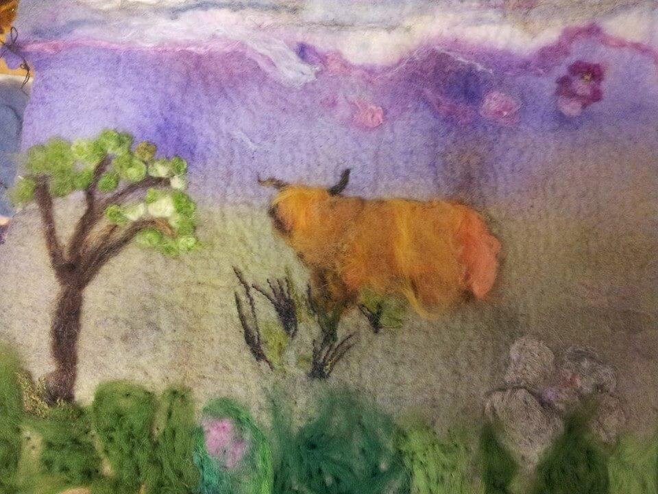 Knitting Holidays Scotland : Woollen crafts in scotland and tourism