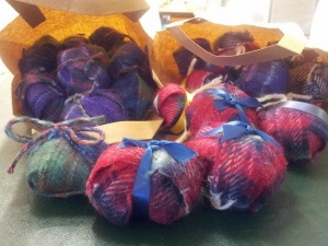Knitting, quilting, sewing in Scotland