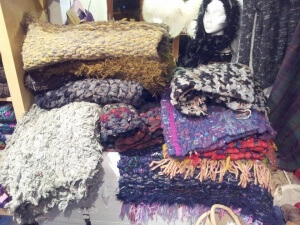 Scottish textiles