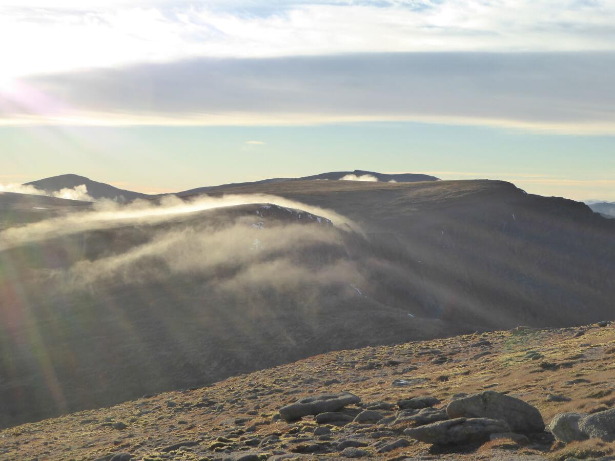 Wild scenery of Scotland