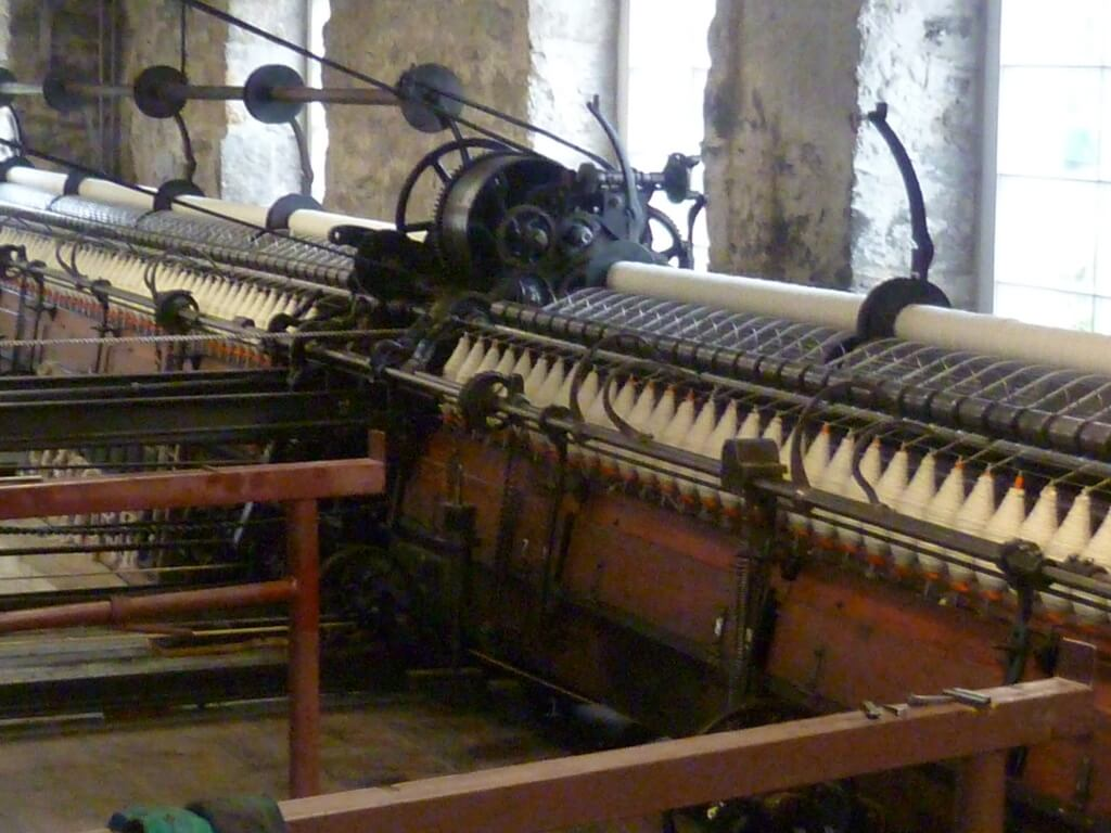 Knockando Wool Mill