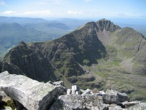 The Cairngorms in summer