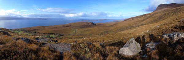 walking in Assynt
