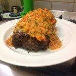 lentil vegetarian main course