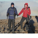 Winter walking in the Cairngorms
