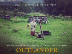 Outlander adventure