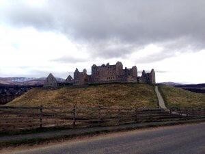 Outlander walk in the Highlands