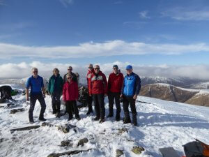 glencoe summits