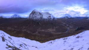 Glencoe walking