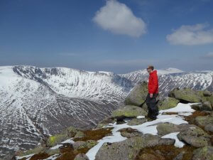 guided walking in Scotland