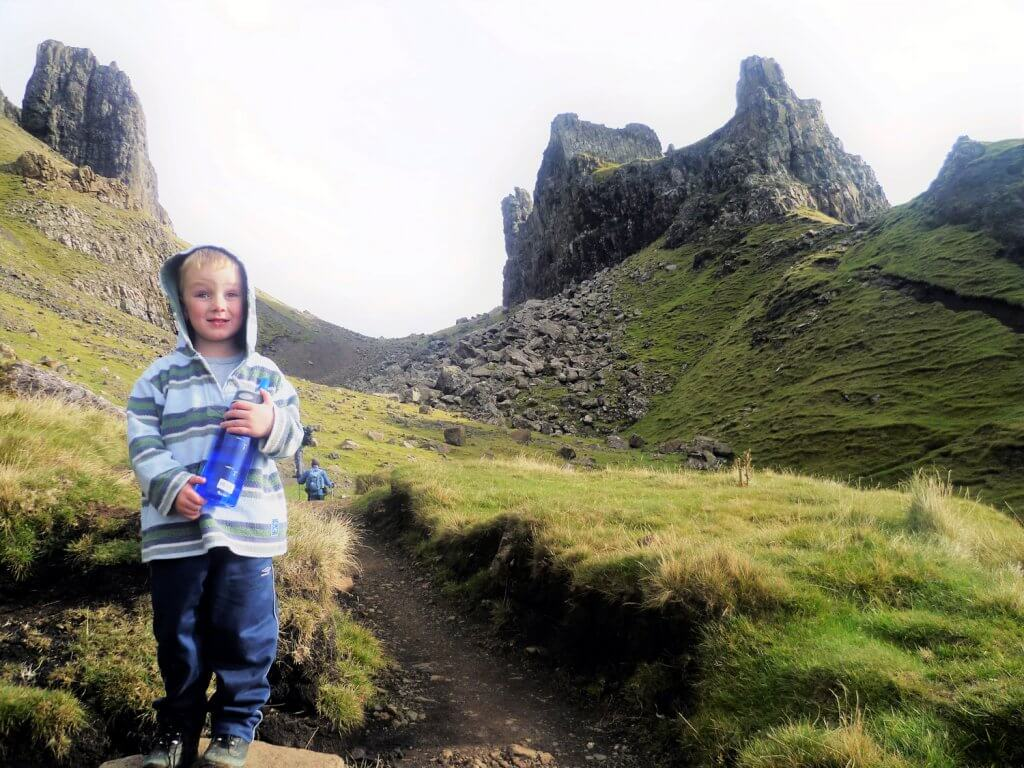 isle of Skye, Quirang
