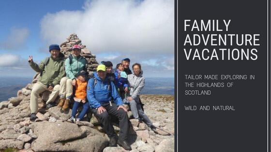 family adventure vacations