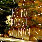 salmon main meal