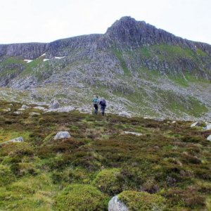 guided walking, Scotland
