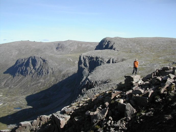 ben macdui summit walk