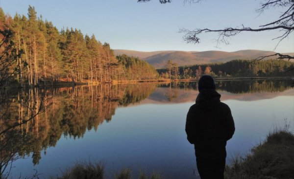 short walks in the Cairngorms