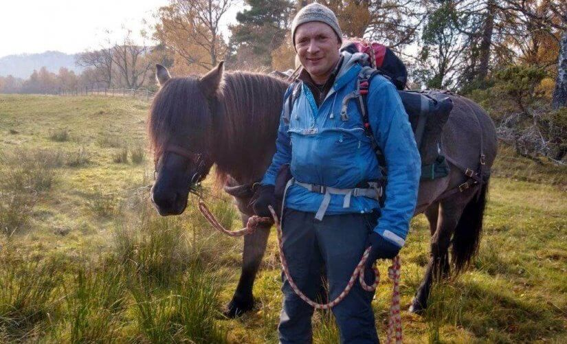 Hiking with Horses - Highland Wilderness Glamping, 3 Day ...