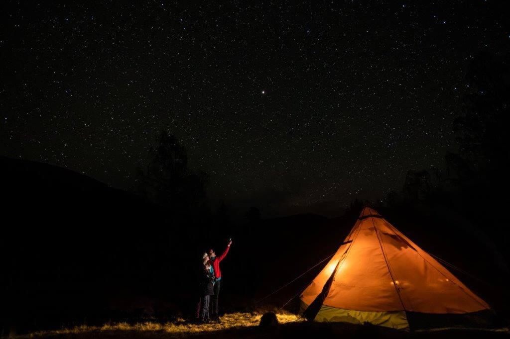 Highland Wilderness Glamping